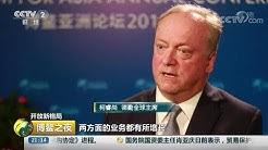 【Boao】Deloitte Global Chairman, David Cruickshank's interview with CCTV 2