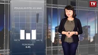 InstaForex tv news: Para Trader tidak ingin membeli USD meskipun penjualan ritel optimis  (17.07.2018)