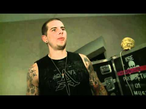 Avenged Sevenfold - M. Shadows Interview (RARE)