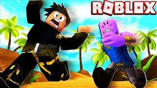 i played THANOS RIPOFF games on roblox... (so cringe)