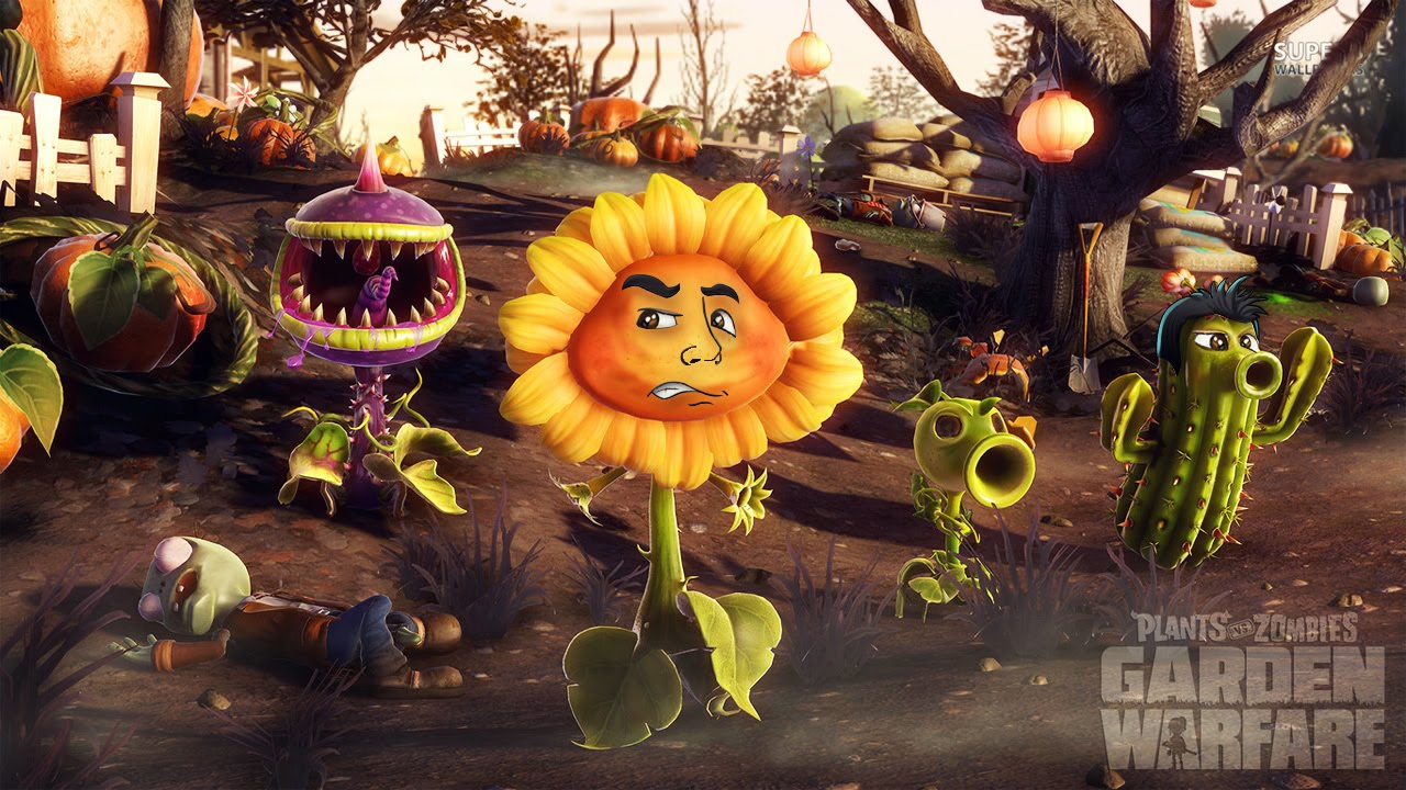 Plants vs Zombies:Garden Warfare #3 - YouTube