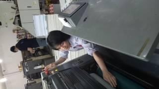 ヴァン・ティ・トゥイ・リン_基礎2級 オフセット印刷実技