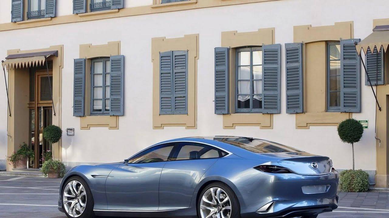 Mazda Shinari Concept (2010) - YouTube