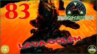 ARK Ragnarok • Boss-Fight! Lava GOLEM • #83 [Let's Play Together/Gameplay/Deutsch]