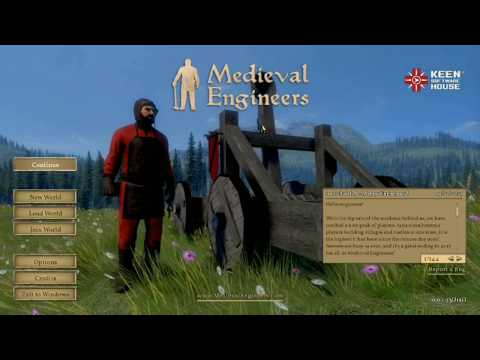 MEDIEVAL ENGINEERS S 1 E 6 BUILDING A ENGINEER HOUSE PT 1