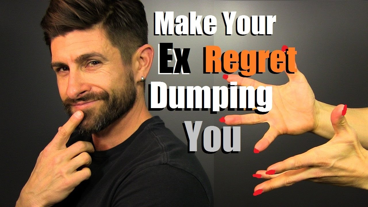 How to get an ex girlfriend back that dumped you