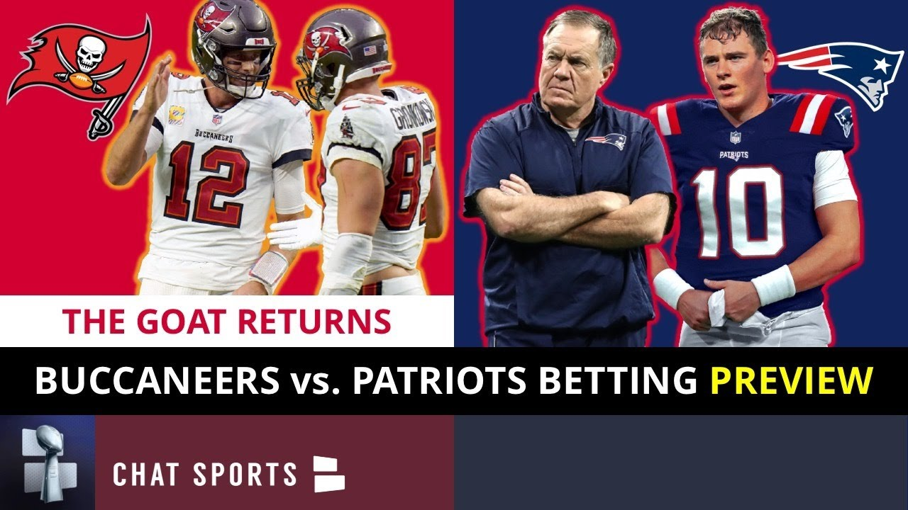 Buccaneers vs. Patriots: Live stream, time, odds, how to watch Tom ...