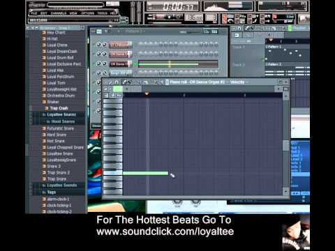 How to make a rap beat free flp download youtube for Create beats online free