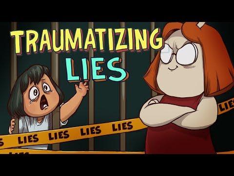 MY MOM IS A LIAR! (Animation)