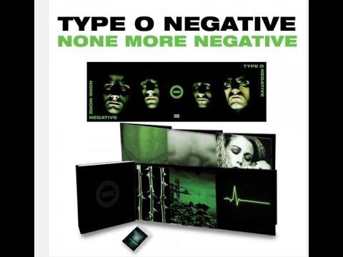"Type O Negative to release new vinyl box set ""None More Black""..!"
