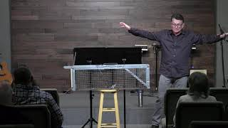 Embracing The Scandalous Love Of God Pt2 - Letting Go Of Offense | Terry Bench