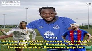 Vài mẩu chuyện ngắn về Lukaku , Welcome to Manchester United