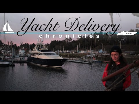 Yacht Delivery Chronicles: The Push to La Push, Washington with electrical failures on a powerboat