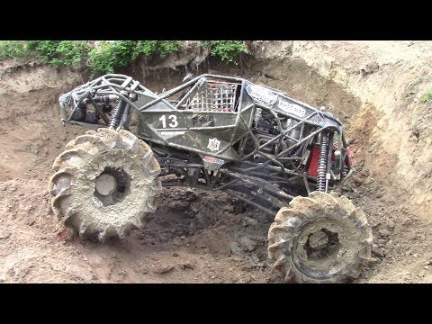 1000 HP BUGGY FOSS HOG VS THE MOUNTAIN MAN TRAIL!