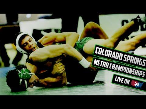 2015 Colorado Springs Metro Championships - Semifinal Round (Mat 2)
