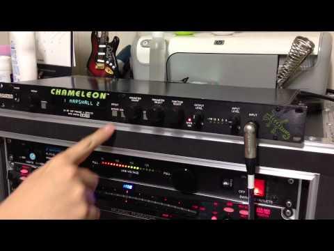 rocktron chameleon sample.