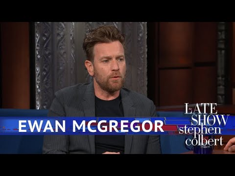 Ewan McGregor Dishes On Co-Star Winnie The Pooh