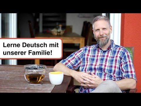 Lerne Deutsch Mit Einer ONLINE-Gastfamilie!