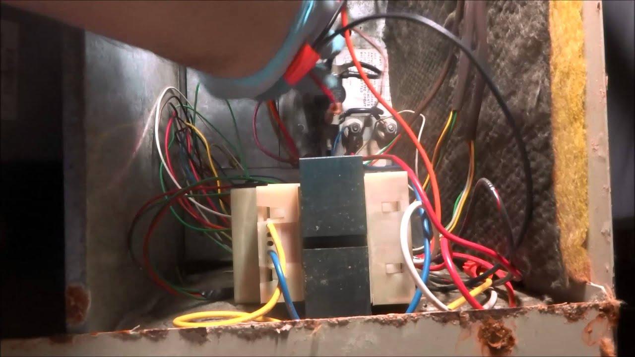 heat pump system ,heat strips running wild