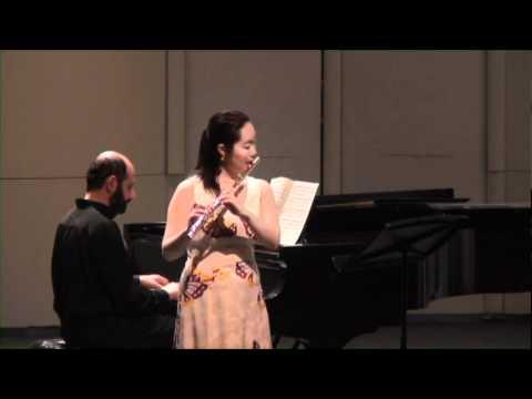 Sakura Sakura, Flute and Piano, Shima Rossitto