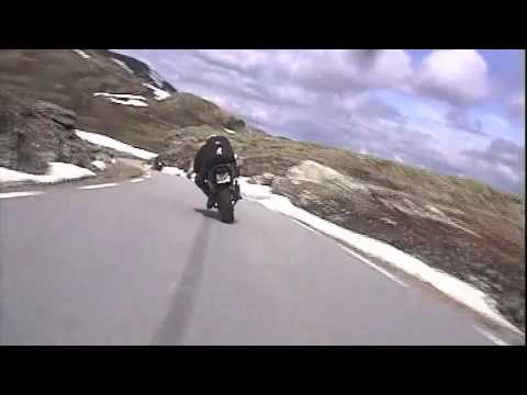 Aurland Mountain Road