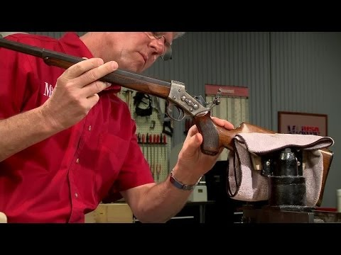 Gunsmithing - How to Fix a Stripped Wood Screw in a Gun Stock