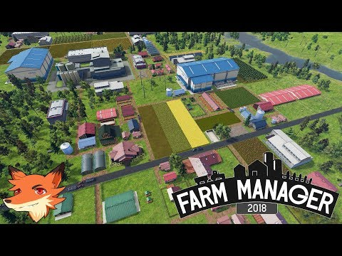 FARM MANAGER 2018 [FR] Dominer le monde agricole dans cette gestion/simulation !