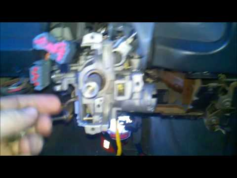 Ford Aerostar Actuator Rod Repair