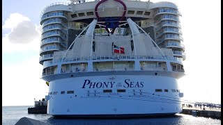 Royal Caribbean SYMPHONY OF THE SEAS Sarcastic Review