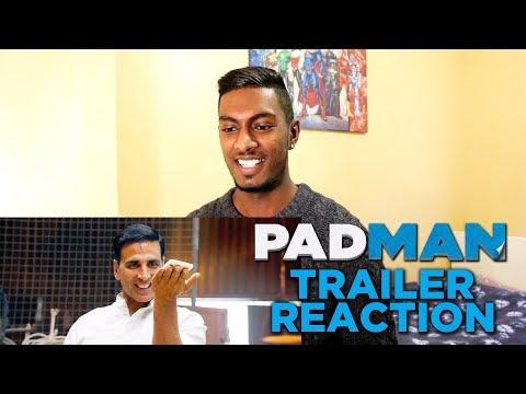 Padman Trailer Reaction & Review | Akshay Kumar | PESH Entertainment