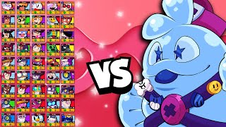 Squeak 1v1 Vs EVERY Brawler | VERY OP, Will Get Nerfed...