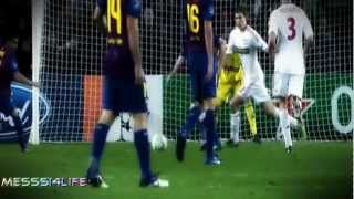 Lionel Messi - Lose Yourself HD