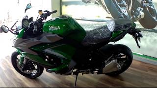 Kawasaki Ninja 1000 2018 overview