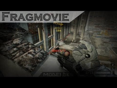 Warface - Fragmovie [MODELbER]