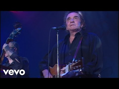 Johnny Cash - I Walk The Line (Live)