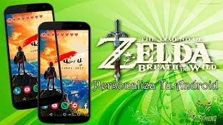 PERSONAL ZA TU ANDRO D 7 The Legend of Zelda Breath of the Wild 2017
