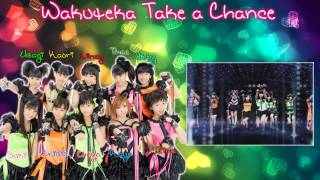 Please watch in HD! Hello everyone! This is my groupdub of Wakuteka...