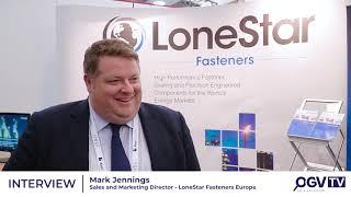 ONS 2018 - OGV interview Mark Jennings - LoneStar Fasteners Europe