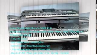 Cửa Hàng Mua Bán Nhạc Cụ. Đàn Organ, Guitar, Piano. Tại Sài Gòn - Quận Thủ Đức - Tp. HCM.