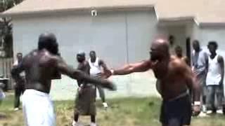 Repeat youtube video مصارعة خوال            Backyard bust up   The YNC com