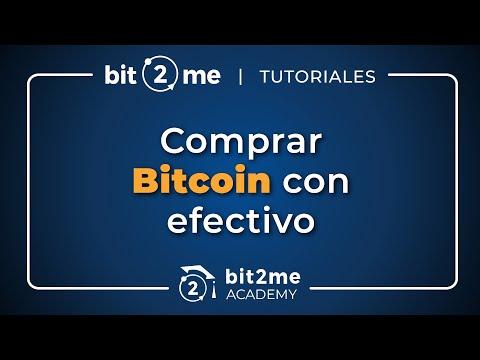 Comprar bitcoins con efectivo en Bit2Me con Tikebit