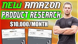 NEW Way To Find Extremely PROFITABLE Amazon Products in 2019 | Amazon FBA Product Research Tutorial