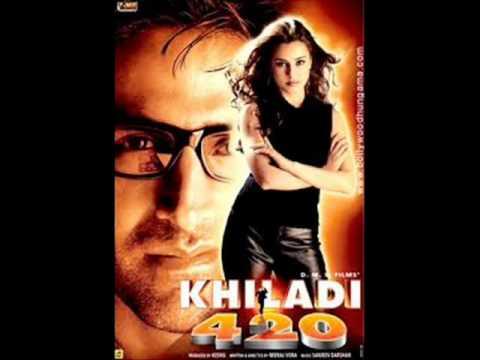 Khiladi 420-Jagte Hain hum