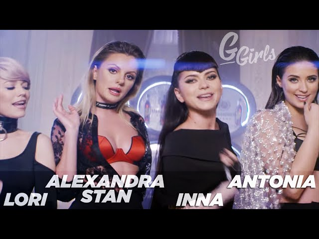 Alexandra Stan & Lori & Antonia & INNA - G Girls - Call The Police