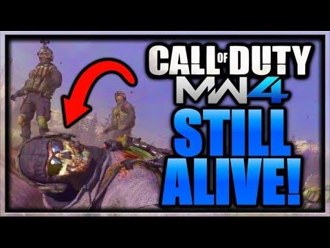 MODERN WARFARE 4 REVEAL TRAILER REVEALS GHOSTS STILL ALIVE! (Call of Duty MW4 Teaser / COD 2019)