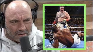 """Ruiz Has a Shot"" in Joshua Rematch 
