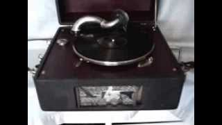 Unknown Crank Phonograph