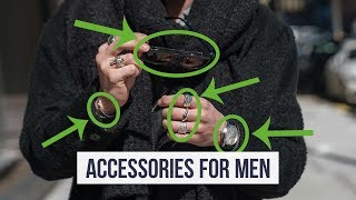 My Favorite Men's Accessories | Accessories Every Stylish Guy Should Have