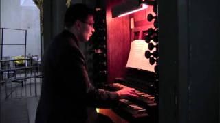 Das alte Jahr vergangen ist, BWV 614 (Orgelbuchlein) by Bach for organ (Vidas Pinkevicius)