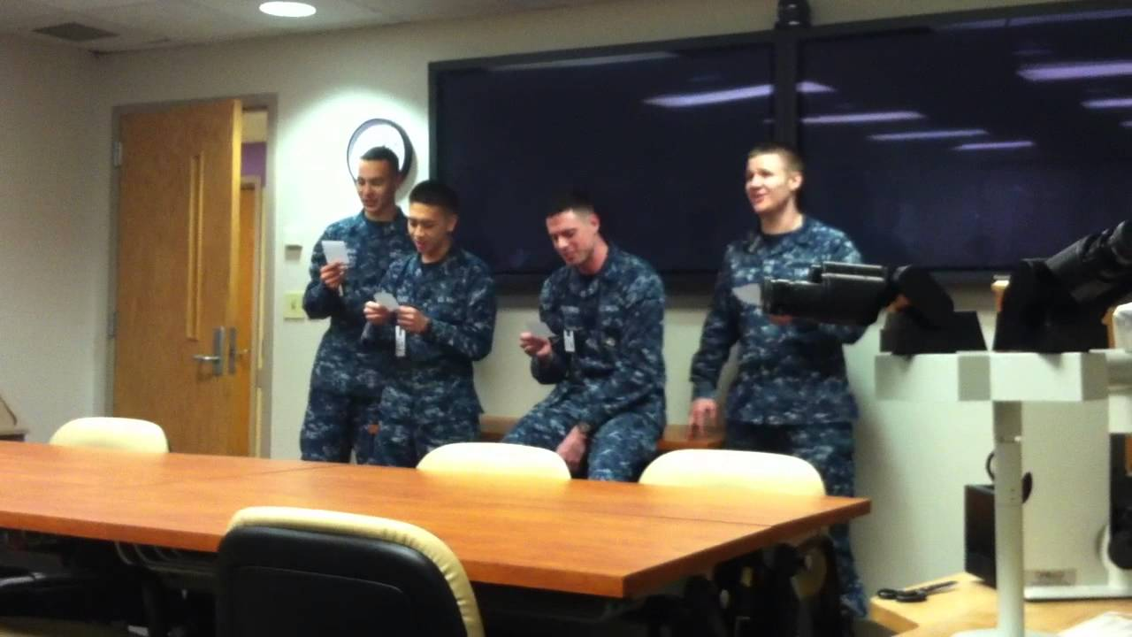 12 days of Christmas (microbiology version) - US NAVY MLT - YouTube